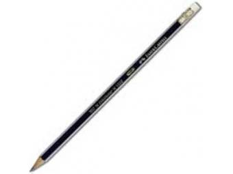 Faber-Castell Golgfaber 1222 HB ceruzka s gumou (bal=12ks)