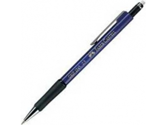 Faber-Castell Grip 1347 0,7mm mikroceruzka modrá