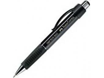 Faber-Castell Pero guličkové Grip Plus Ball, čierne