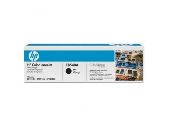 HP CB540A Tonerová kazeta Black 125A