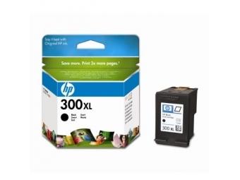 HP No.300XL Atramentová kazeta Black (CC641EE)