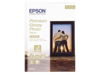Epson Premium Glossy Photo Paper (S042154), 13×18cm (bal=30ks)