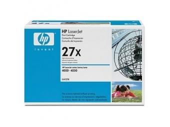 HP C4127X Tonerová kazeta Black HC