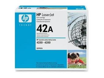 HP Q5942A Tonerová kazeta Black
