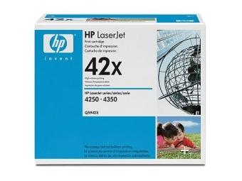 HP Q5942X Tonerová kazeta Black HC