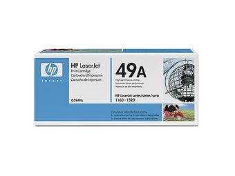 HP Q5949A Tonerová kazeta Black 49A