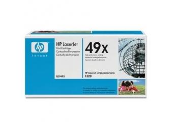 HP Q5949X Tonerová kazeta Black HC