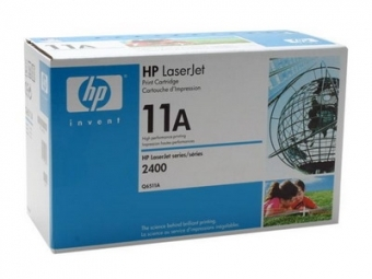 HP Q6511A Tonerová kazeta Black 11A