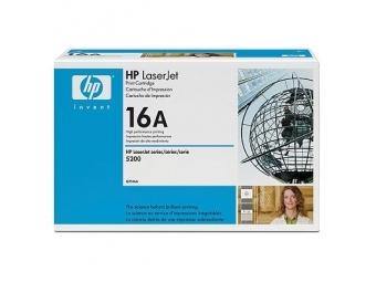 HP Q7516A Tonerová kazeta Black 16A
