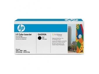 HP Q6000A Tonerová kazeta Black 124A