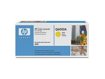 HP Q6002A Tonerová kazeta Yellow 124A