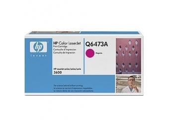 HP Q6473A Tonerová kazeta Magenta