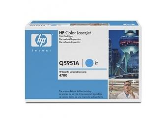 HP Q5951A Tonerová kazeta Cyan
