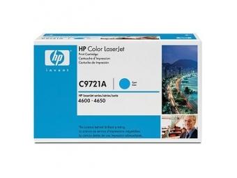 HP C9721A Tonerová kazeta Cyan