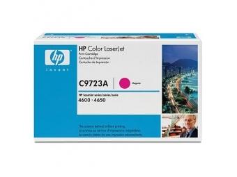 HP C9723A Tonerová kazeta Magenta