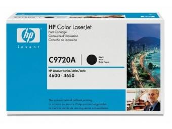 HP C9720A Tonerová kazeta Black