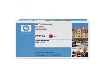 HP C9733A Tonerová kazeta Magenta