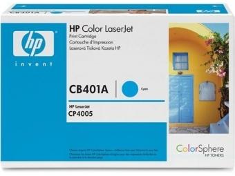 HP CB401A Tonerová kazeta Cyan 642A