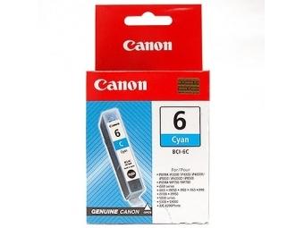Canon BCI-6 Atramentová náplň Cyan