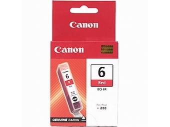 Canon BCI-6 Atramentová náplň Red