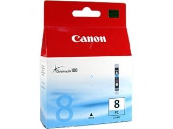Canon CLI-8 Atramentová náplň PhotoCyan