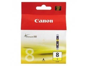 Canon CLI-8 Atramentová náplň Yellow