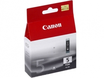 Canon PGI-5 Atramentová náplň Black
