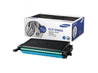 Obrázok Samsung CLP-C660A Tonerová kazeta Cyan