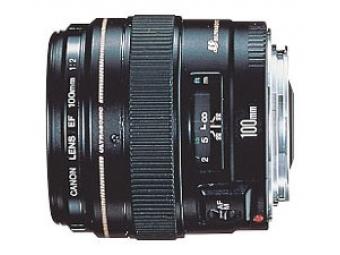 Canon EF 100mm f/2.0 USM (pri kúpe s fotoaparátom -60€ SPÄŤ)