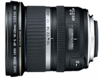 Canon EF-S 10-22mm f/3,5-4,5 USM (pri kúpe s fotoaparátom -80€ SPÄŤ)