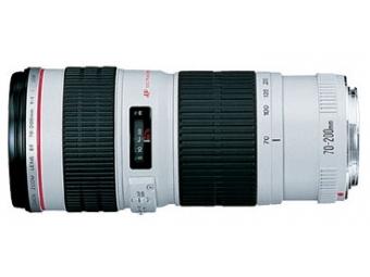 Canon EF 70-200mm f/4.0L USM (pri kúpe s fotoaparátom -80€ SPÄŤ)