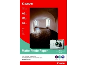 Canon MP101 Matte Photo Paper, A3, 170g (bal=40ks)