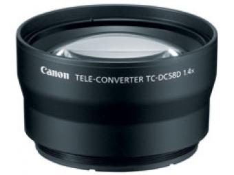 Canon TC-DC58D telekonvertor 1,4x pre PS G10/G11/G12