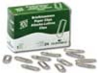 Durable Spony listové 32mm medené šípkové (bal=1000ks)