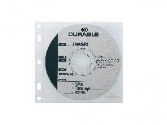 Durable Obaly - vrecko na CD/DVD lesklé (bal=10ks)