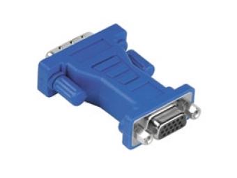 Hama 45073 Redukcia DVI vidlica na VGA zásuvka, pre monitor