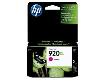 HP No.920XL Atramentová kazeta Magenta (CD973AE)