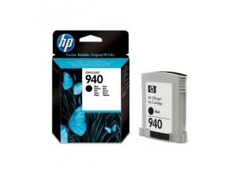 HP No.940 Atramentová kazeta Black (C4902A)