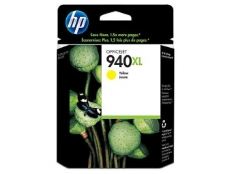 HP No.940XL Atramentová kazeta Yellow (C4909AE)
