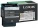 Lexmark 0C540H1KG Tonerová kazeta Black HC