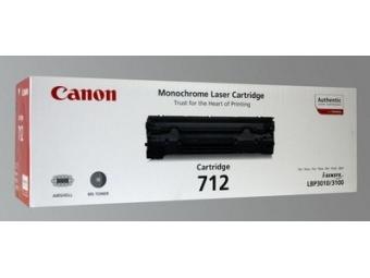 Canon 712 Tonerová kazeta Black