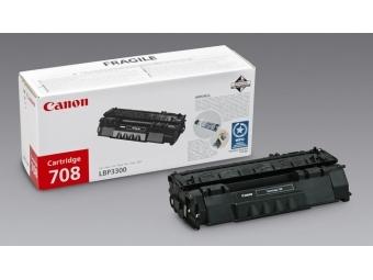Canon 708 Tonerová kazeta Black