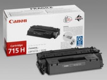 Canon 715H Tonerová kazeta Black, HC