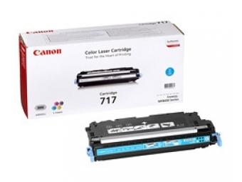 Canon 717C Tonerová kazeta Cyan