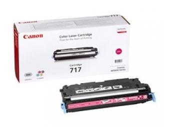 Canon 717M Tonerová kazeta Magenta
