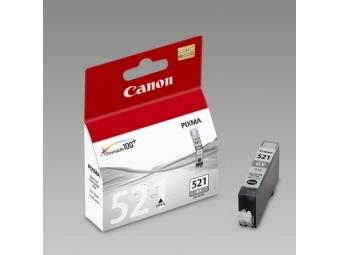 Canon CLI-521 Atramentová náplň Grey