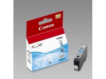 Canon CLI-521 Atramentová náplň Cyan