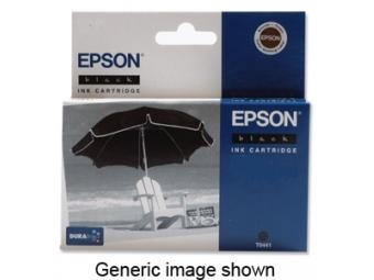 Epson T6173 Atramentová náplň Magenta HC