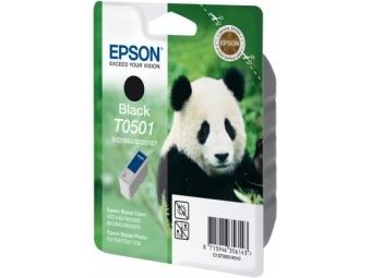 Epson T0501 Atramentová náplň Black
