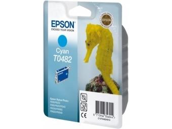 Epson T0482 Atramentová náplň Cyan